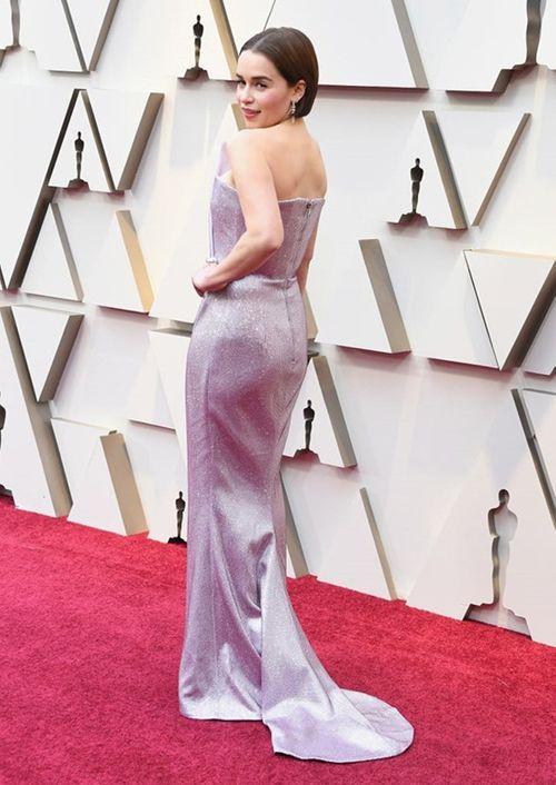 Thảm đỏ Oscar 2019: Dàn sao nữ lộng lẫy gợi cảm vẫn phải lu mờ trước 1 người - Ảnh 9