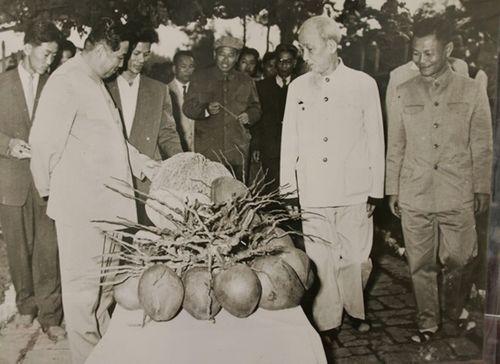 Hai chuyến thăm lịch sử của cố Chủ tịch Triều Tiên Kim Nhật Thành tại Việt Nam - Ảnh 9