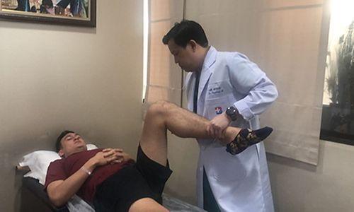 """Văn Lâm vượt qua buổi kiểm tra y tế ở Muangthong United, được khen """"hoàn hảo"""" - Ảnh 1"""