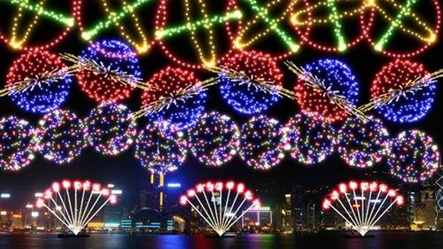 Hong Kong chi 29,5 tỷ đồng bắn 4,5 tấn pháo hoa Tết Nguyên đán Kỷ Hợi - Ảnh 1