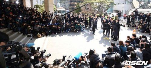 Jung Joon Young đã có mặt tại Sở cảnh sát Seoul theo lệnh triệu tập - Ảnh 3