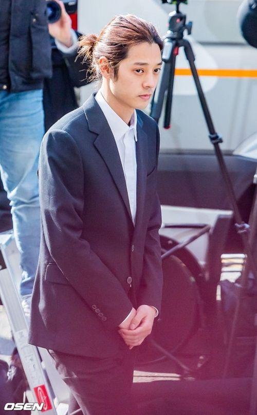 Jung Joon Young đã có mặt tại Sở cảnh sát Seoul theo lệnh triệu tập - Ảnh 1