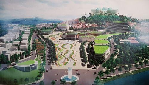Đà Lạt: Đập bỏ rạp hát Hòa Bình và Dinh tỉnh trưởng để làm dự án trung tâm thành phố - Ảnh 1