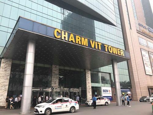 """Hà Nội: Charmvit bị """"tố"""" cắt điện, cắt nước của khách thuê - Ảnh 1"""