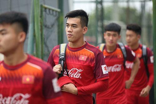 Tiến Linh không kịp bình phục chấn thương để tham dự vòng loại U23 châu Á. - Ảnh: VietNamNet