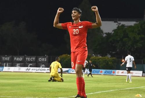 Top 8 ngôi sao Đông Nam Á tại vòng loại U23 châu Á gọi tên Quang Hải - Ảnh 2