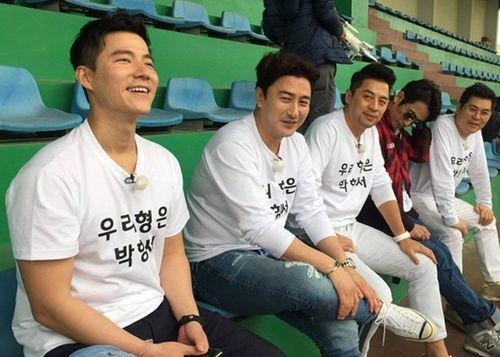 """Cha In Pyo cùng dàn sao Hàn đến Việt Nam, gọi ông Park là """"người anh của chúng ta"""" - Ảnh 1"""
