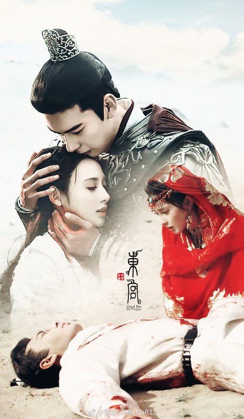 """""""Đông Cung"""" quay ngoại truyện những cảnh ngọt ngào của Tiểu Phong - Lý Thừa Ngân? - Ảnh 1"""
