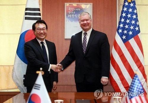 Phái viên hạt nhân Hàn Quốc tới Mỹ sau hội nghị thượng đỉnh tại Việt Nam - Ảnh 1