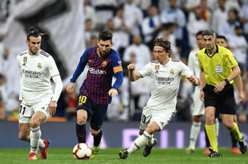 Thua siêu kinh điển, Real hết cơ hội vô địch La Liga - Ảnh 1