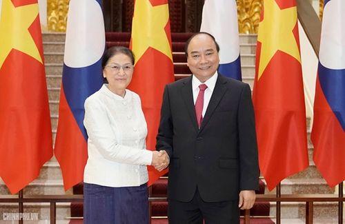 Việt Nam luôn nỗ lực hết sức mình để hỗ trợ nhân dân Lào anh em - Ảnh 1
