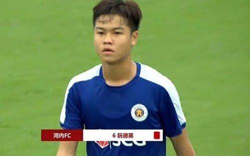 Cầu thủ Hà Nội nhận án phạt nặng vì đấm thẳng vào mặt đối thủ Trung Quốc - Ảnh 1