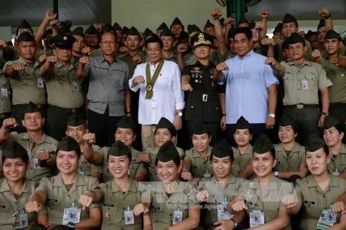 Philippines, Mỹ rút ngắn cuộc tập trận chung PHIBLEX 33 - Ảnh 1