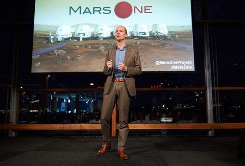Hà Lan tham vọng đưa người lên Sao Hỏa trong 10 năm nữa - Ảnh 1
