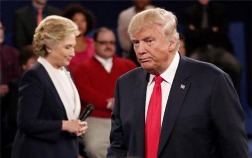 Trump, Clinton và cuộc tranh luận 'xấu xí' lần 2 - Ảnh 2