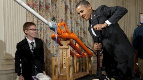 Tổng thống Obama sẽ đưa con người lên sao hỏa vào những năm 2030 - Ảnh 1