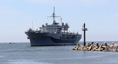 """Nga """"khoá"""" chặt Hạm đội 6 Mỹ vừa vào Biển Đen - Ảnh 1"""
