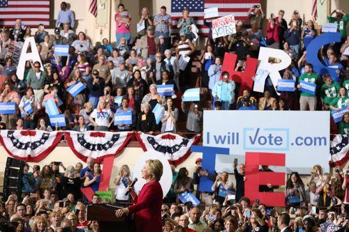 Diễn biến bầu cử tổng thống Mỹ 2016 mới nhất ngày 15/10 - Ảnh 4