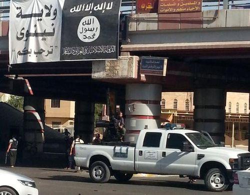 IS hành quyết 58 người âm mưu nổi dậy ở Iraq - Ảnh 1