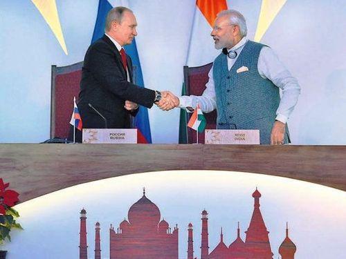Ấn Độ chi 5 tỷ USD mua hệ thống phòng thủ hiện đại S-400 của Nga - Ảnh 1