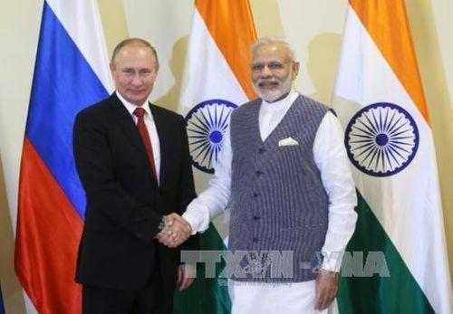 Khai mạc Hội nghị thượng đỉnh BRICS lần thứ 8 - Ảnh 1