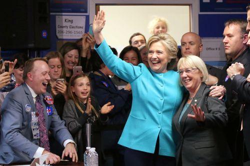 Diễn biến bầu cử tổng thống Mỹ 2016 mới nhất ngày 18/10 - Ảnh 1