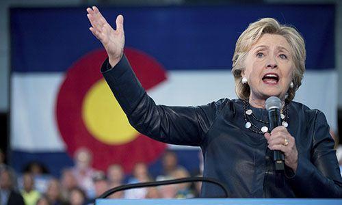 Hillary Clinton bứt phá trước trận tranh luận trực tiếp cuối cùng - Ảnh 1