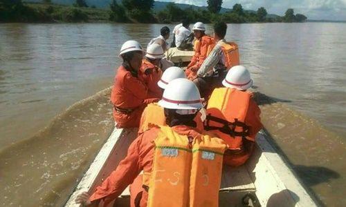 Chìm phà ở Myanmar, ít nhất 32 người thiệt mạng - Ảnh 1