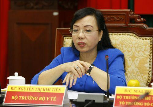 Bộ trưởng Y tế: Sẽ có 2 ứng viên cho vị trí Thứ trưởng đang khuyết - Ảnh 1