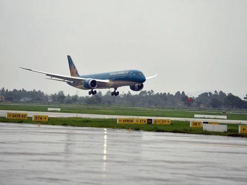Vietnam Airlines dừng toàn bộ các chuyến bay đi đến Hải Phòng - Ảnh 1