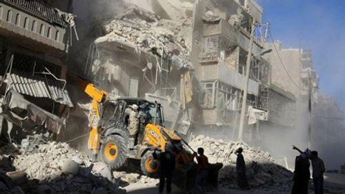 Phó tổng thư ký Liên Hợp Quốc: Cuộc sống ở Syria như địa ngục - Ảnh 1