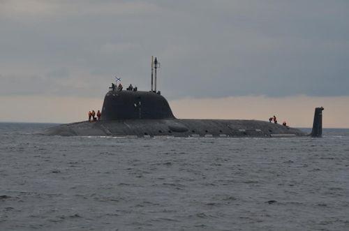 Tàu ngầm hạt nhân Nga - Mỹ: Kẻ tám lạng, người nửa cân - Ảnh 2