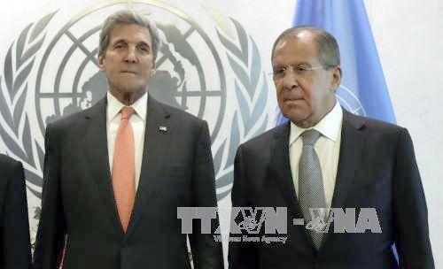 Nga cảnh báo đang xuất hiện kịch bản vũ lực cho vấn đề Syria - Ảnh 1