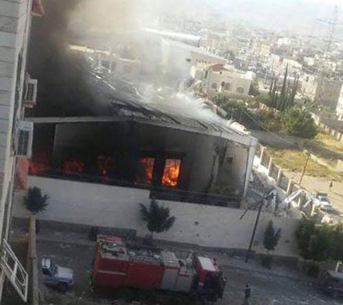 Không kích nhà tang lễ ở Yemen, 140 người thiệt mạng - Ảnh 2