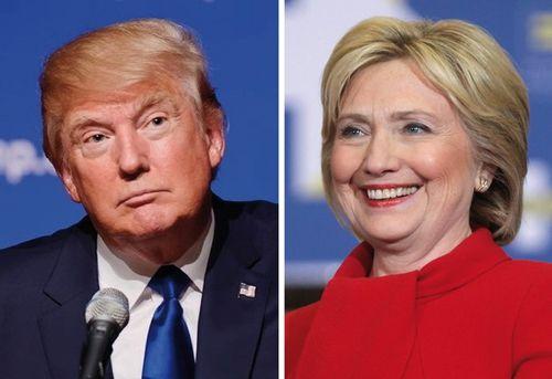 Donald Trump cảm ơn người làm lộ email với Clinton - Ảnh 1