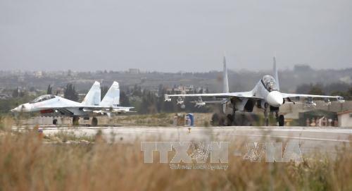 Lầu Năm Góc lên tiếng vụ máy bay Mỹ, Nga suýt va chạm ở Syria - Ảnh 1