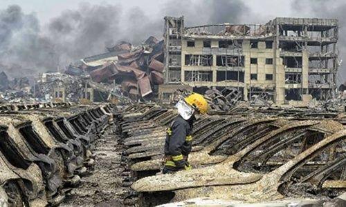 Trung Quốc kết án 49 người trong vụ nổ hóa chất ở Thiên Tân - Ảnh 1