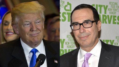 Ông Trump hé lộ thêm ứng viên một số vị trí chủ chốt trong chính quyền - Ảnh 1