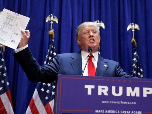 Tổng thống đắc cử nhận tin tình báo tuyệt mật đầu tiên - Ảnh 1