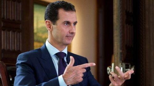 Tổng thống Assad muốn làm đồng minh với ông Donald Trump - Ảnh 1