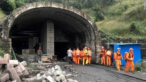 Trung Quốc: Nổ khí gas trong hầm mỏ, 33 người thiệt mạng - Ảnh 1