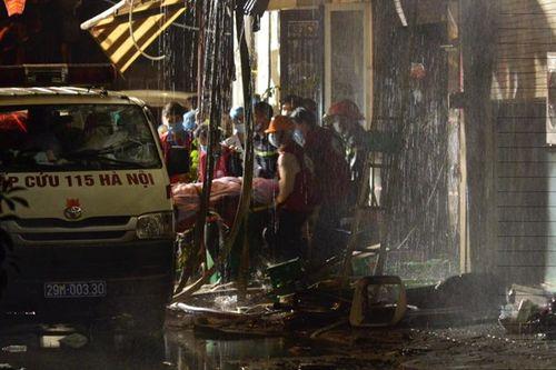 Bộ Công an chỉ đạo khẩn trương làm rõ vụ cháy quán karaoke 13 người thiệt mạng - Ảnh 1