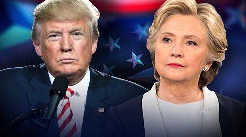 """Hillary Clinton, Donald Trump cùng """"tố"""" nhau là thảm họa - Ảnh 1"""