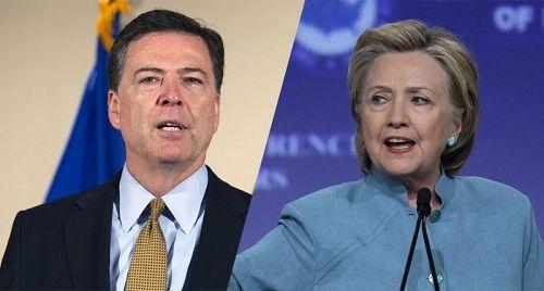 Nếu đắc cử, Hillary Clinton phải đối mặt với giám đốc FBI như thế nào? - Ảnh 4