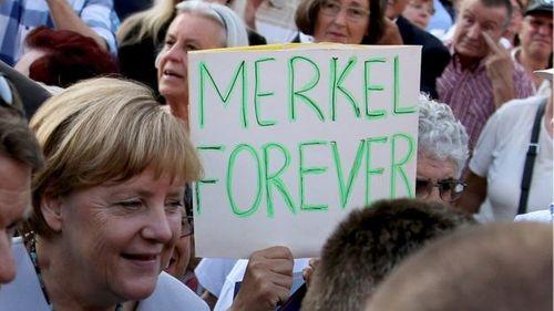 Thủ tướng Đức Angela Merkel xác nhận tranh cử nhiệm kỳ 4 - Ảnh 1