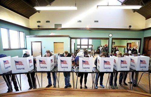 Nguyên nhân Mỹ chưa kiểm xong phiếu bầu tổng thống Mỹ - Ảnh 1