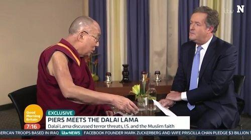 Dalai Lama tuyên bố sẽ gặp Tổng thống đắc cử Donald Trump - Ảnh 1