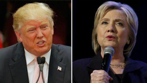 Hi vọng mong manh cho bà Clinton bước vào Nhà Trắng - Ảnh 1