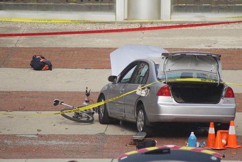 Mỹ: 11 người bị thương trong cuộc tấn công tại đại học bang Ohio - Ảnh 1