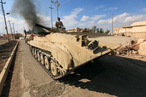 Thủ lĩnh IS tuyên bố 'không rút lui' khỏi Mosul - Ảnh 1
